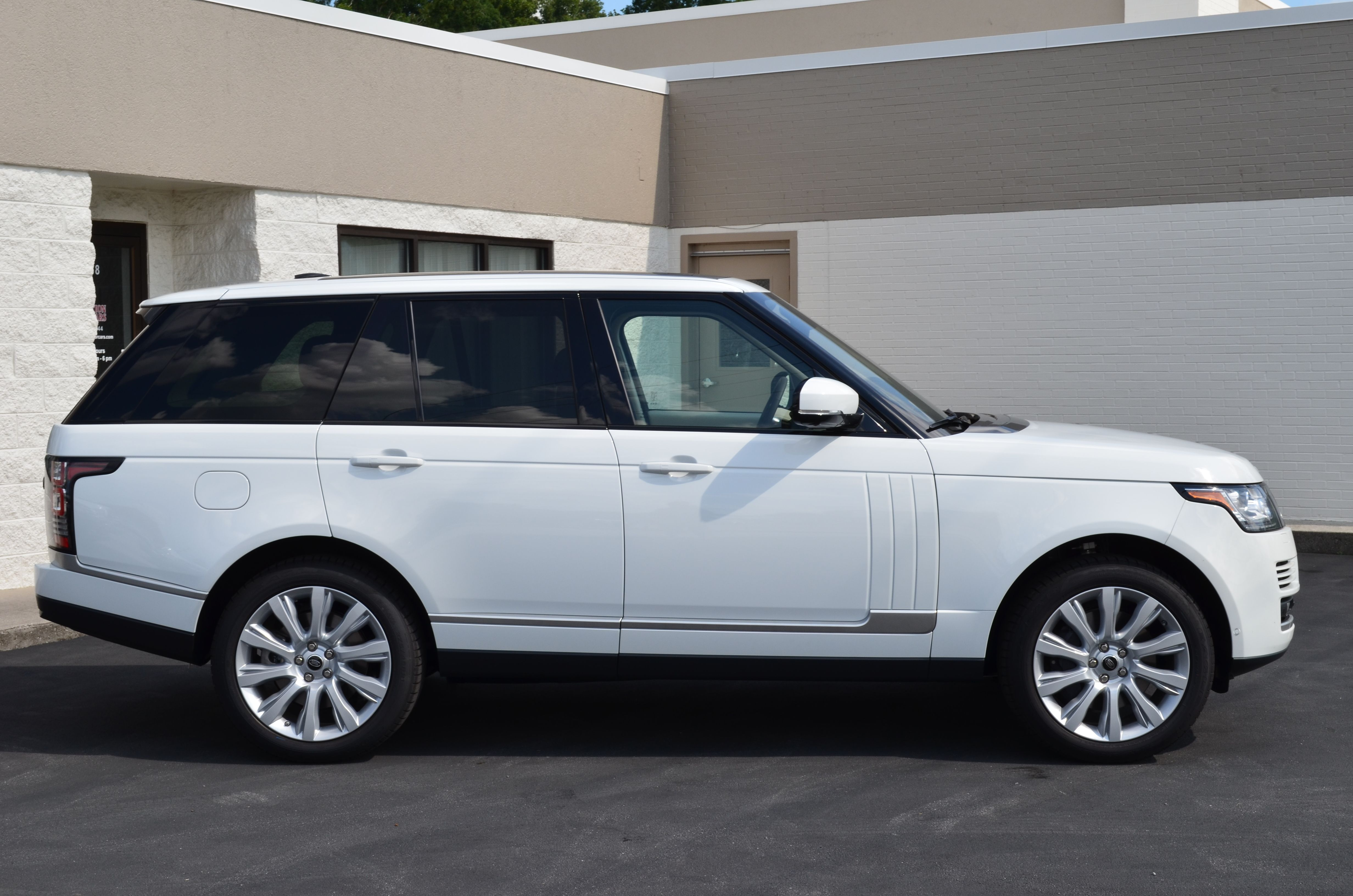 2014 Range Rover Autobiography Edition Range 3