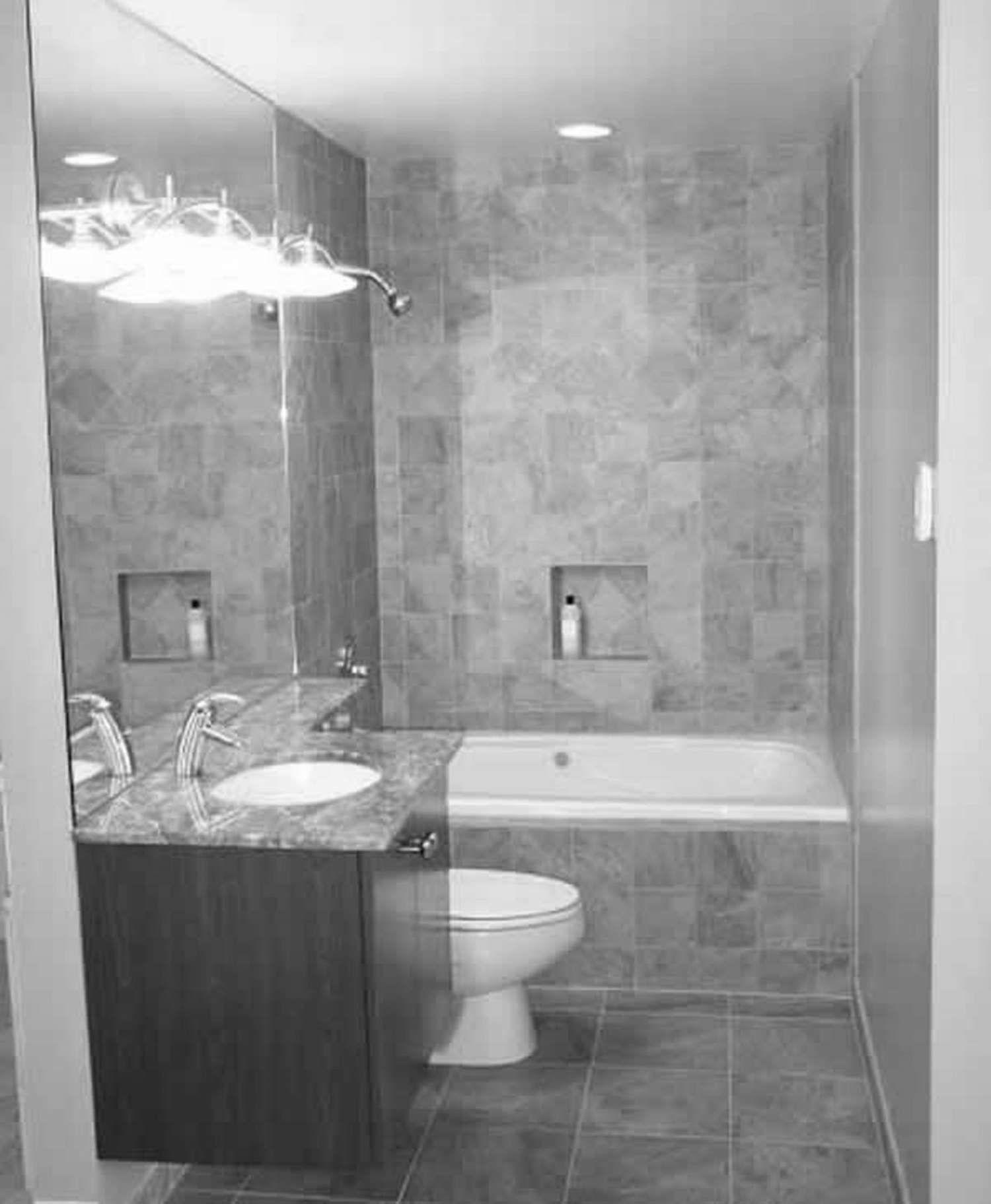 Renovieren Kleines Badezimmer Kleines badezimmer