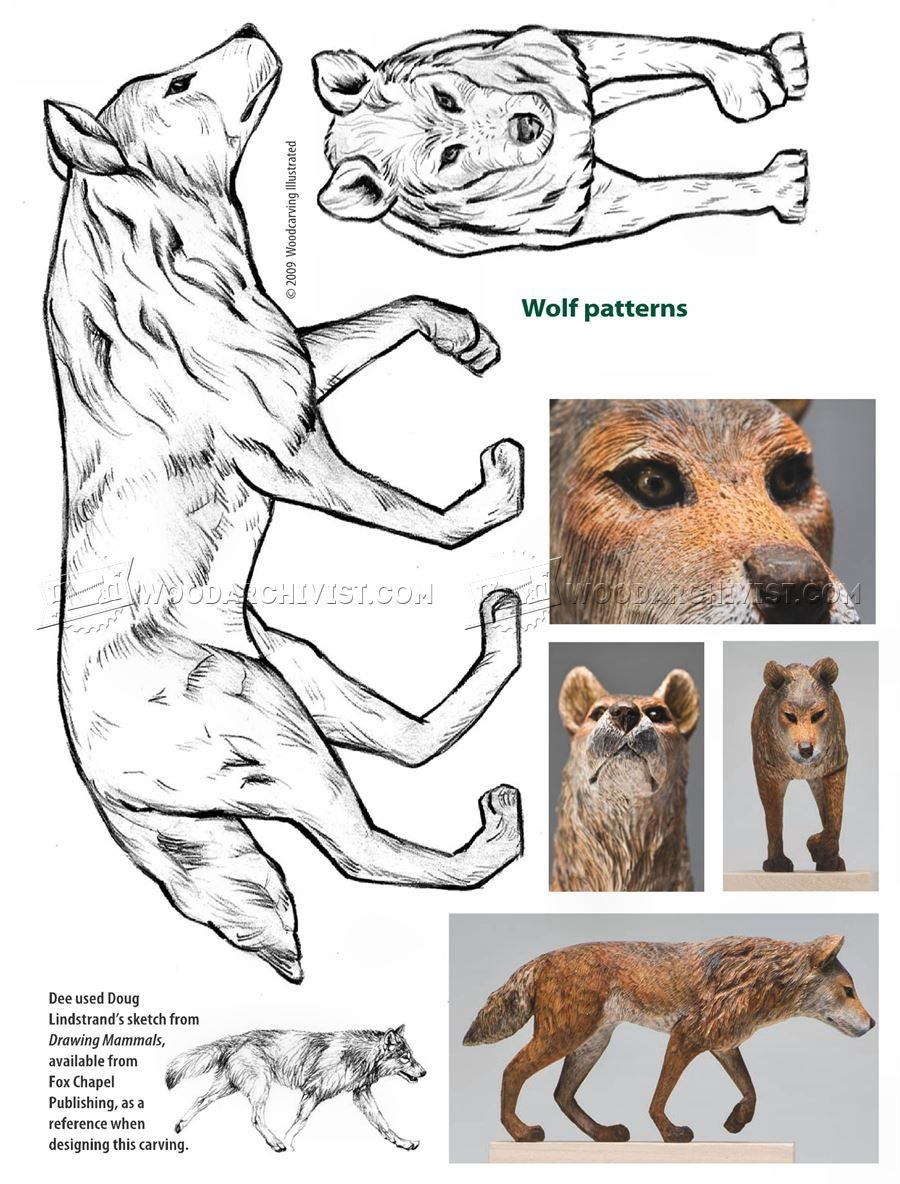 wolf carving wood carving patterns wood carving patterns and