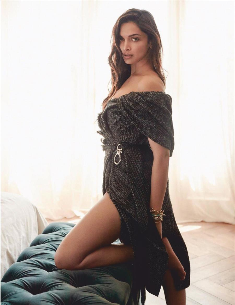 Deepika Padukone For Vogue India 2019 August Photoshoot Deepika Padukone Hot Vogue India Deepika Padukone Style