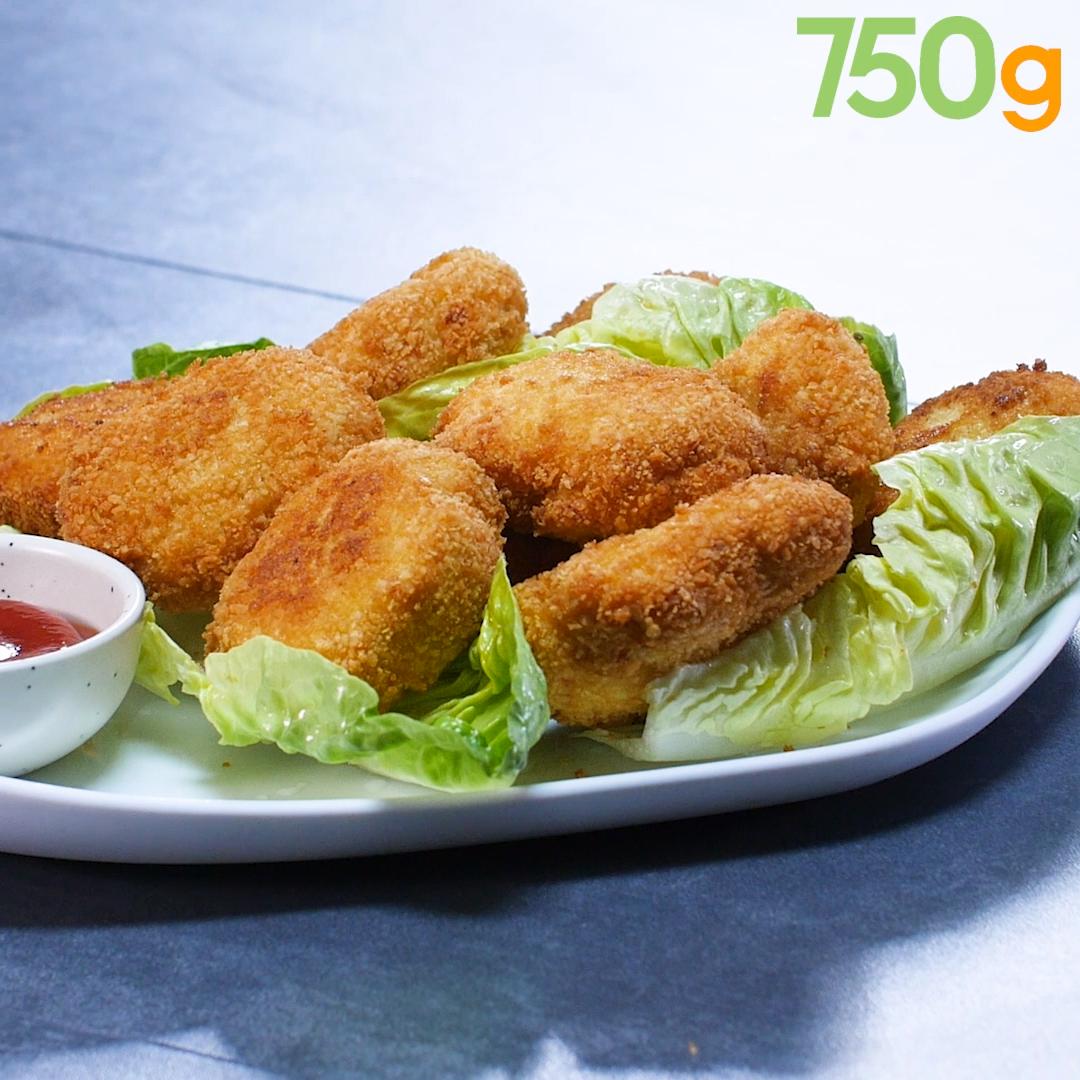Nugget de poulet #recettesdecuisine