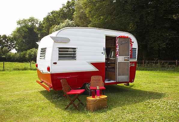 Campervan Rental Best Of Retro Travel Trailers