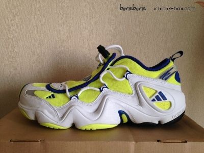 1998 ADIDAS EQUIPMENT TYRANNY SHOES