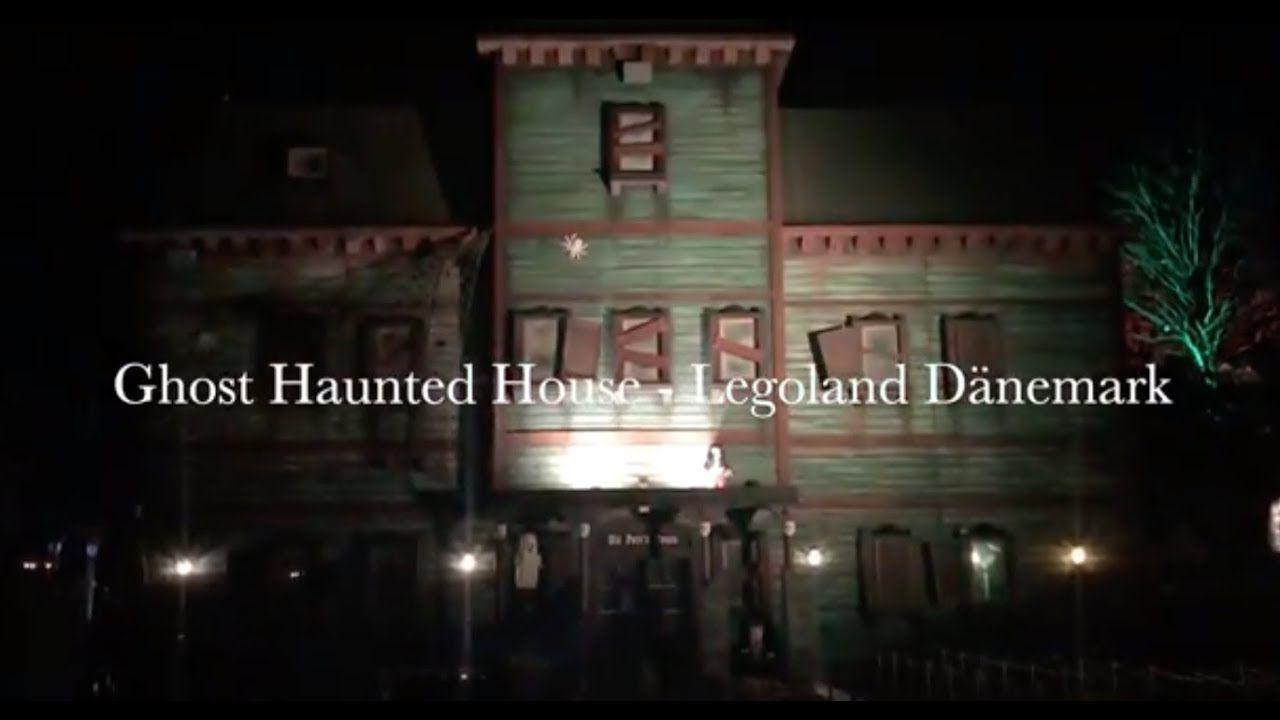 Ghost The Haunted House Legoland Danemark Zu Halloween Youtube Mit Bildern Spukhaus Ideen Freizeitpark Legoland
