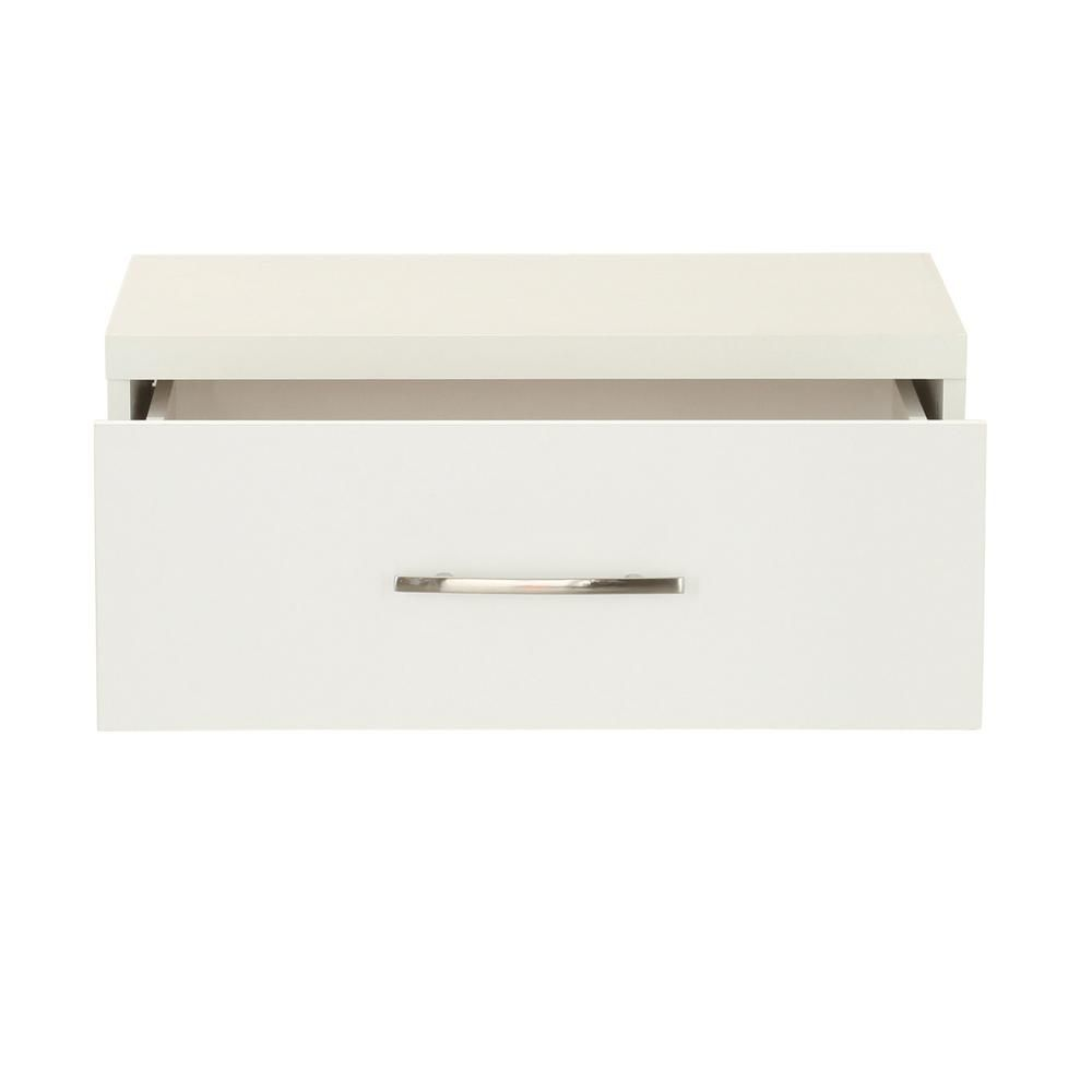 Closetmaid Elite 23 60 In X 9 80 In Wood Drawer In White 3727 Closetmaid Custom Closet Design Wood Drawers