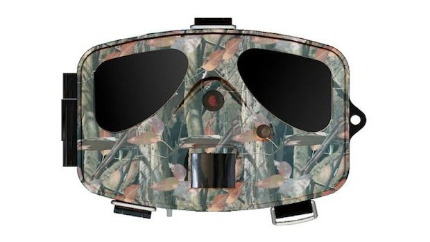 HCO Outdoor Panda InfraRed Scouting Camera- check out the nocturnal game