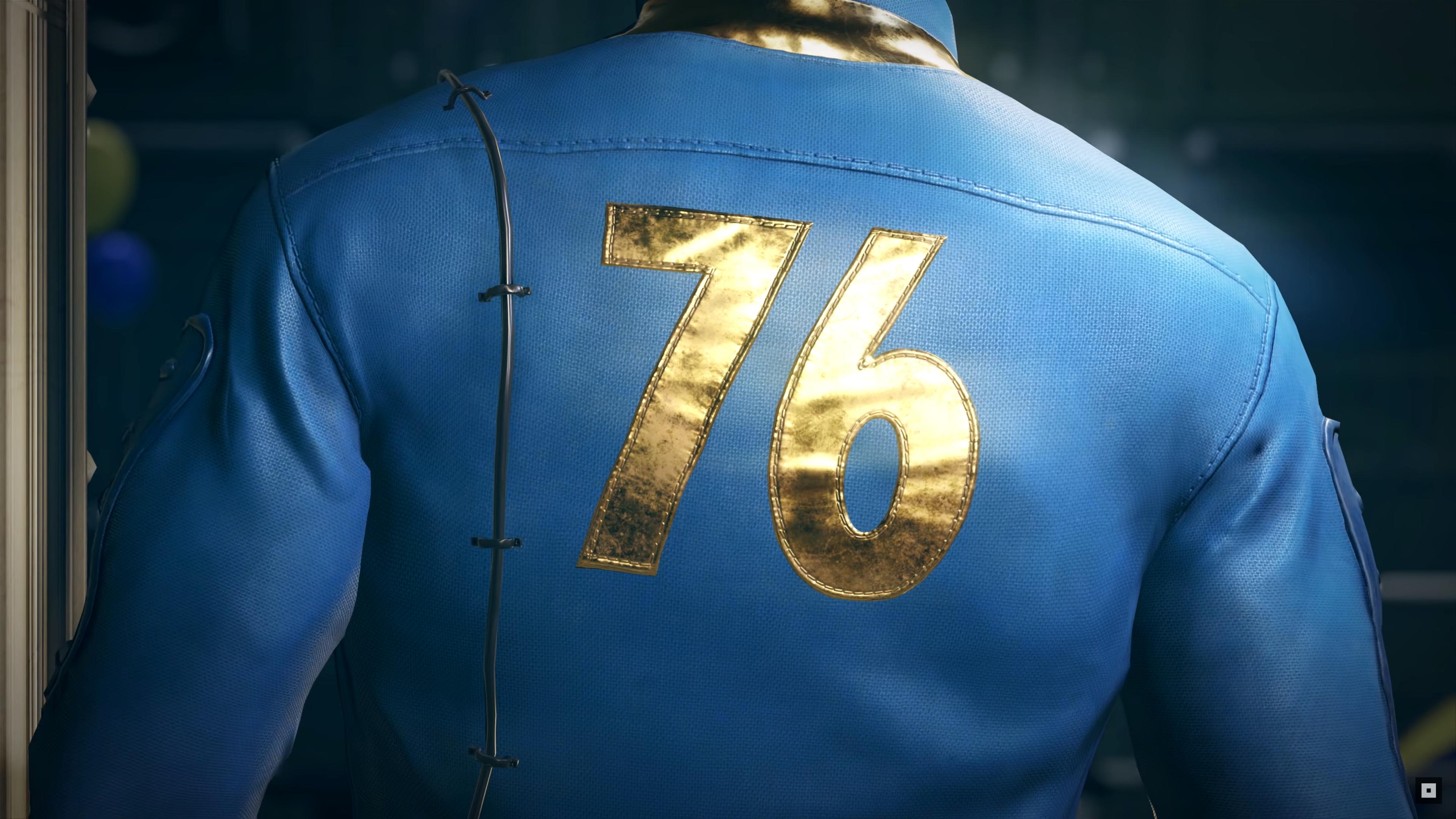 A Fallout 76 Trailer Screencap Bethesda games, Fallout