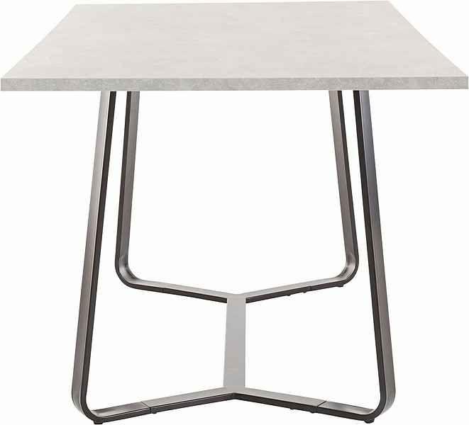 Tisch Kernbuche massiv Breite 80cm / Länge wählbar