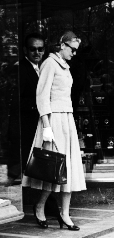 GLAM•❖•Luxury www.facebook.com/pages/GLAMLuxury www.twitter.com/GLAMandLuxury Prince Rainier and Princess Grace- a little shopping