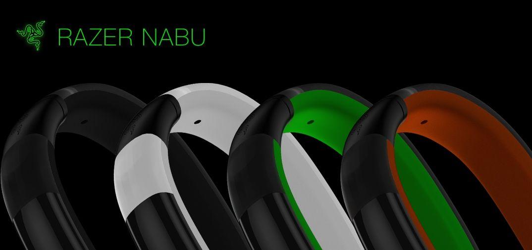 Razer Nabu, le bracelet connecté qui affiche les notifications du smartphone