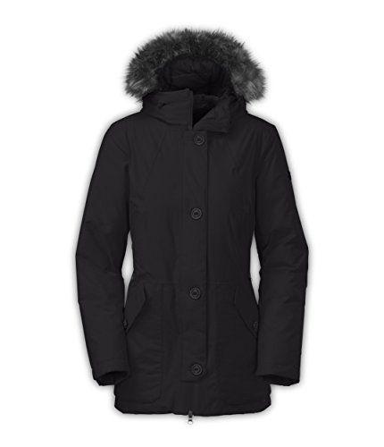 a02c3d813 The North Face Mauna Kea Parka Womens Jacket - X-Large/TNF Black ...