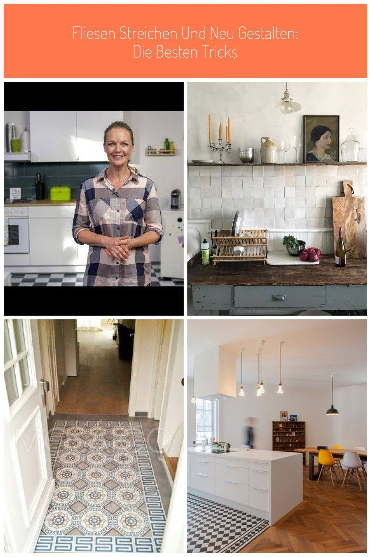 Deine Alten Fliesen Ziehen Dich Runter Zeit Sie Neu Zu Gestalten Wir Zeigen Dir Wie Du Hassliche Fliesen Stre Diy Room Decor Apartment Design Living Design