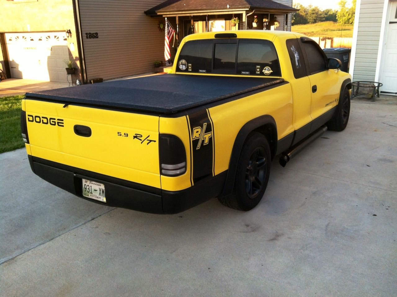 All Types dakota rt : 99 Dakota R/T 360 ci Mag. Engine with super chip And several other ...