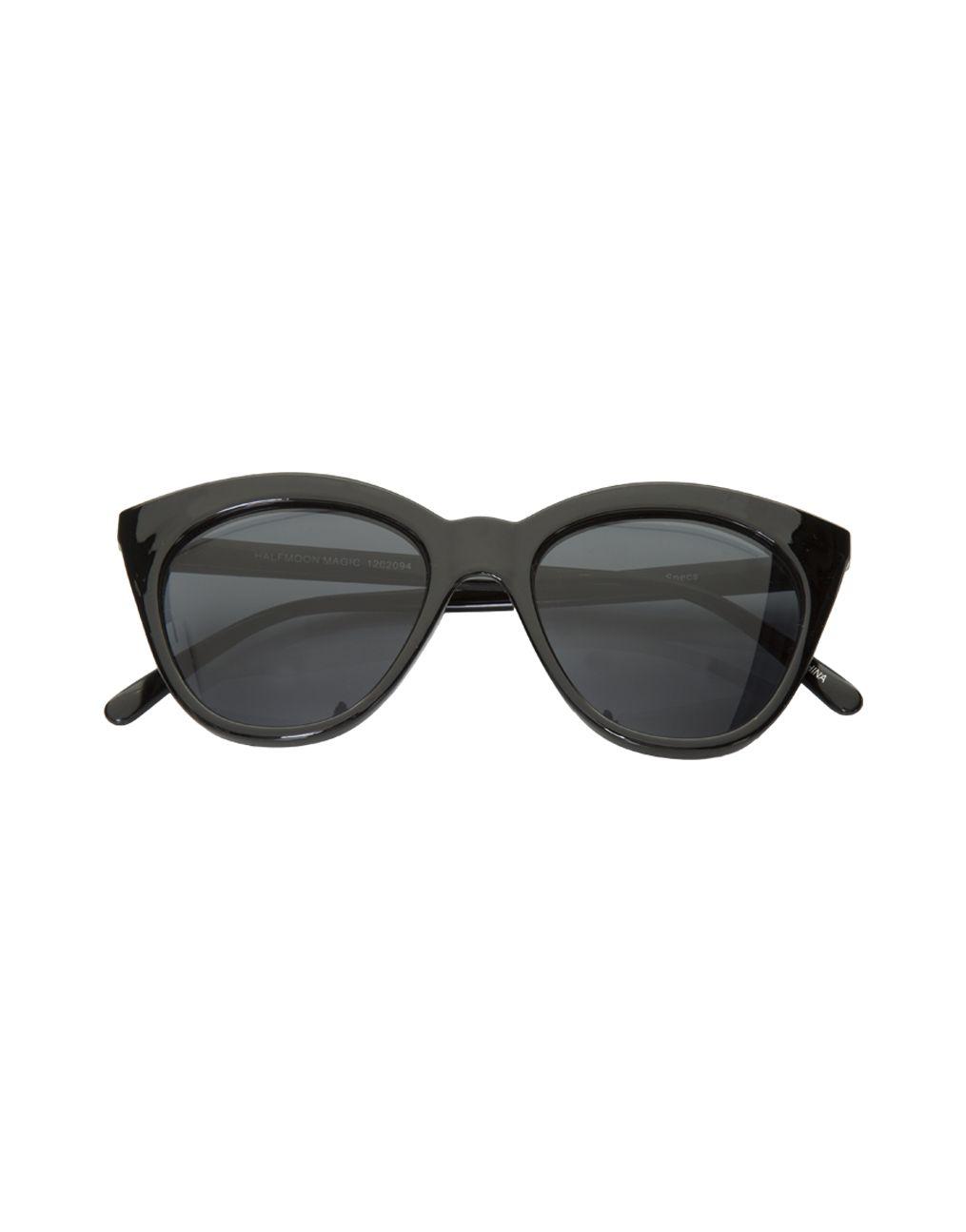 Óculos gatinho preto Le Specs