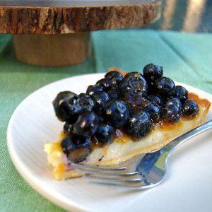 Blueberry Cheesecake Tart Recipe on Yummly. @yummly #recipe