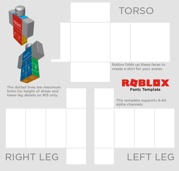 File Transparent Template Png Roblox Developer Wiki In 2020