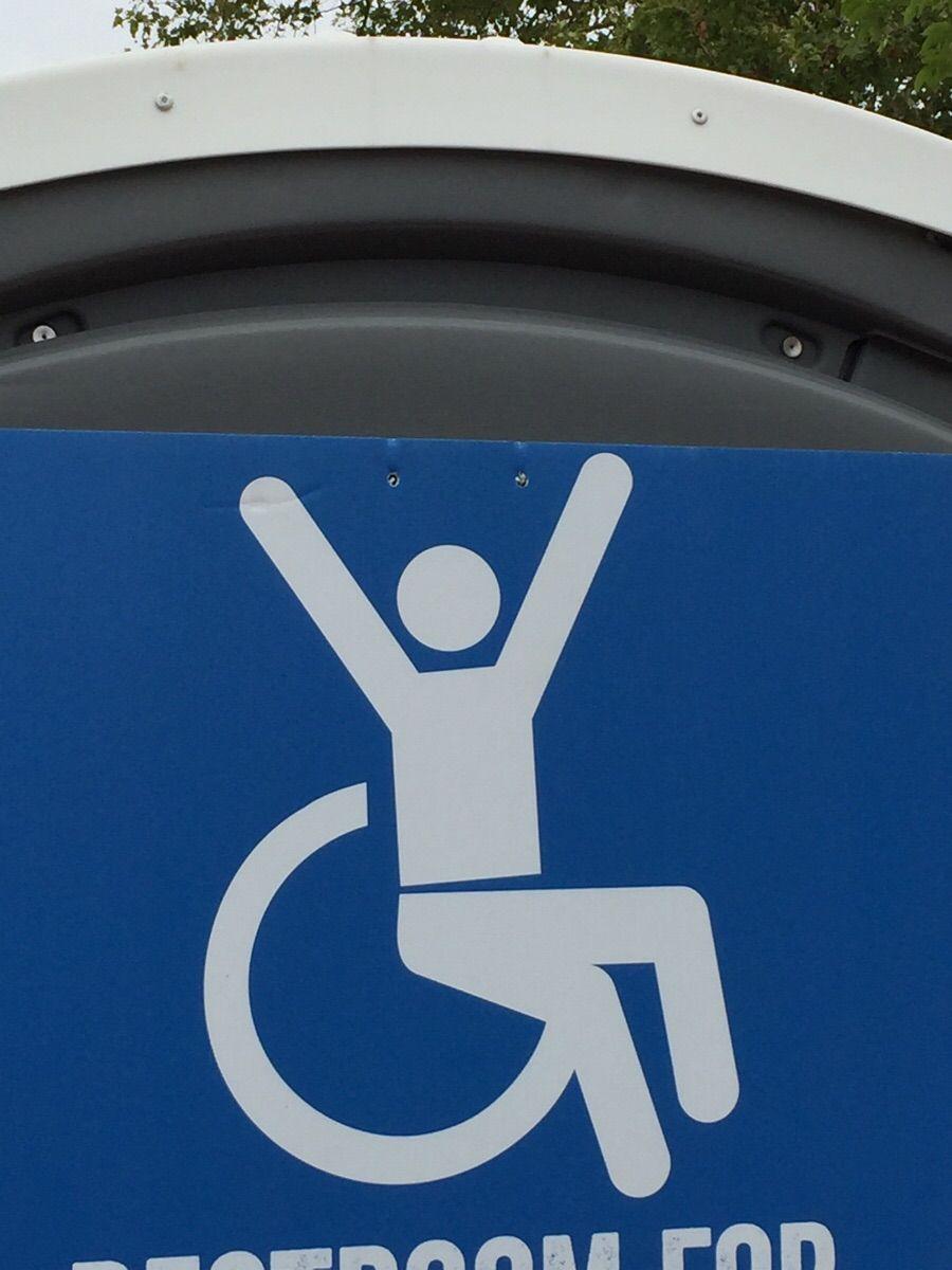 this handicap logo adaptive fitness pinterest