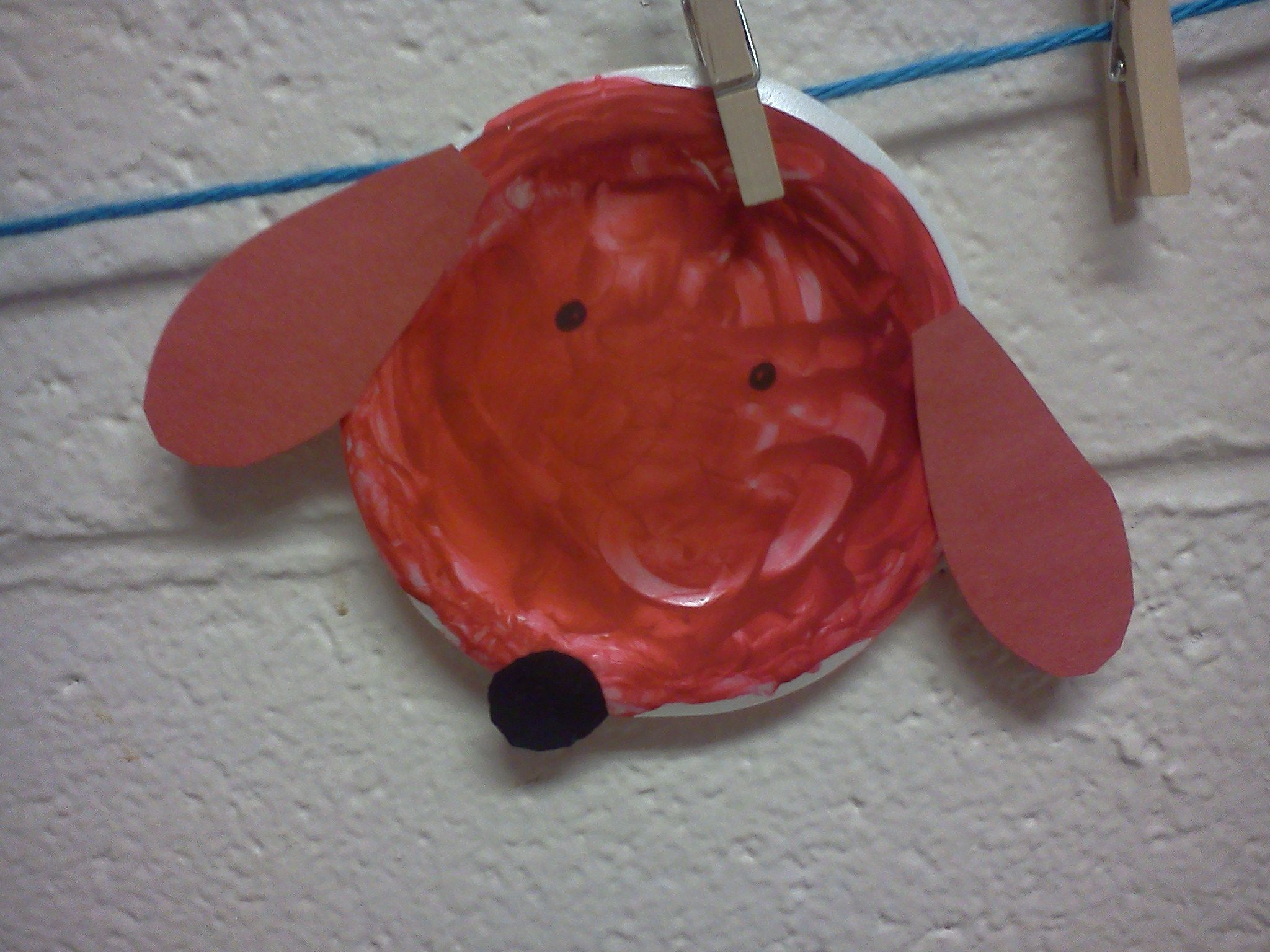This Was At A Local School In Celebration Of Clifford The