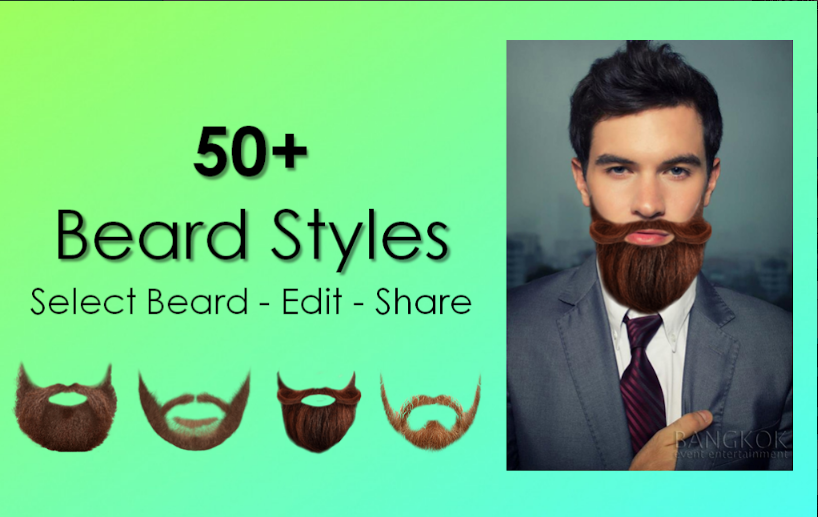 Man Beard Photo Editor Men Mustache For Android And Reviews C