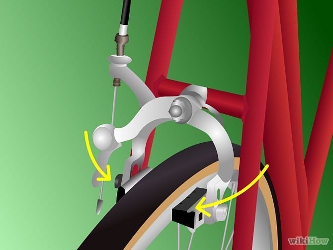Fix Brakes On A Bike With Images Bicycle Brakes Bike Repair
