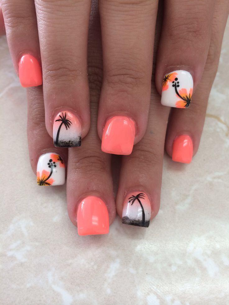 Hawaii nails \