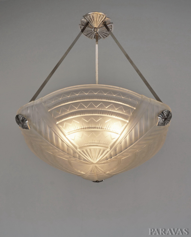 Noverdy 1930 french art deco chandelier paravas ebay art deco noverdy 1930 french art deco chandelier paravas ebay aloadofball Gallery