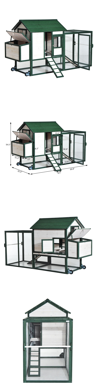 backyard poultry supplies 177801 100 wooden chicken coop hen