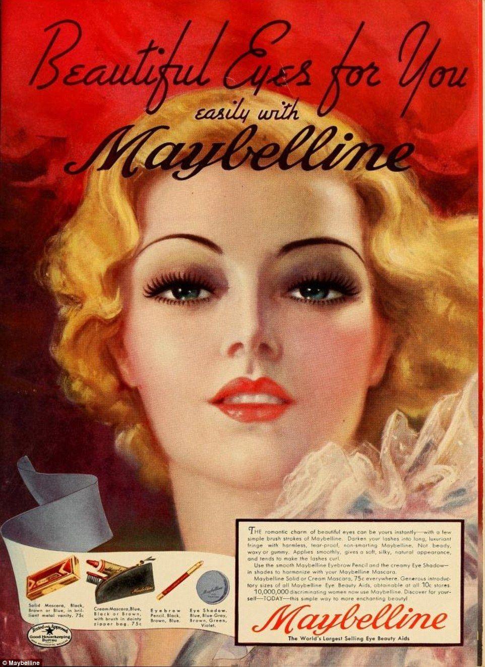 100yearold makeup ads show women's beauty needs have