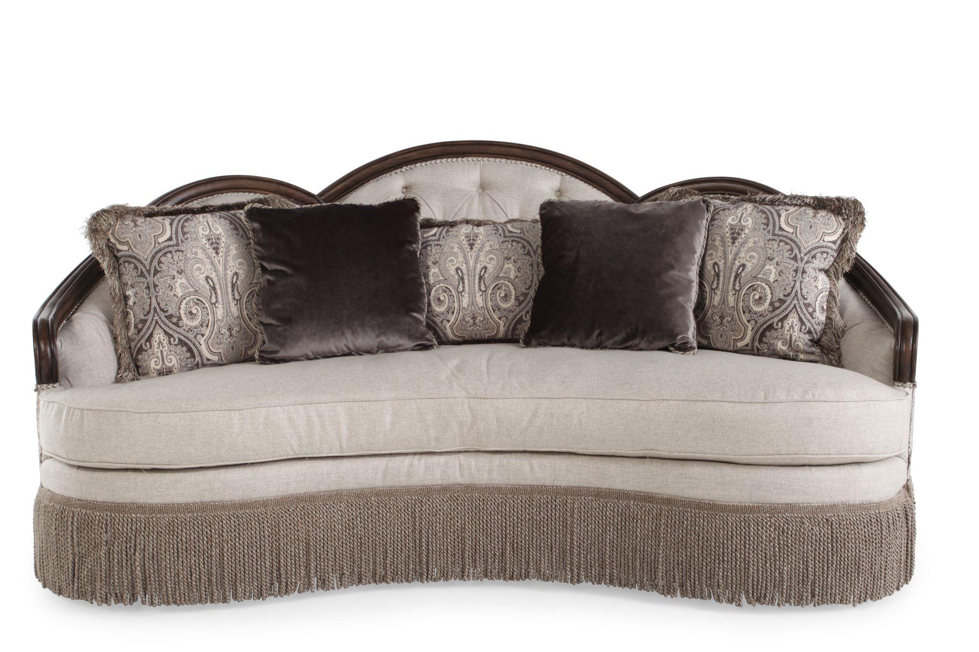 Rachlin Classics Grace Sofa Mathis Brothers Furniture