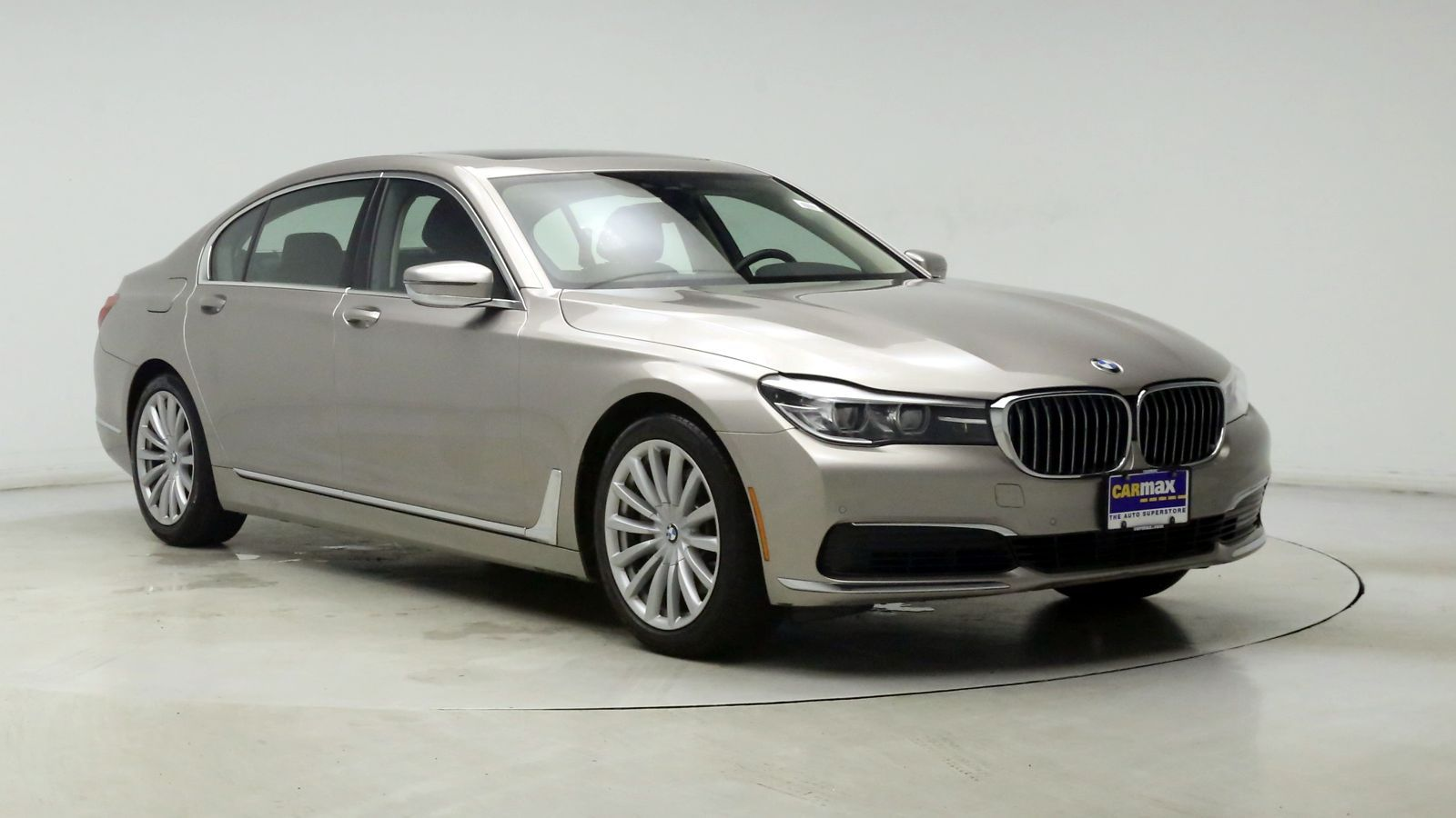Used 2019 Bmw 740 In Laurel Maryland Carmax Bmw 740 Bmw Sell Car