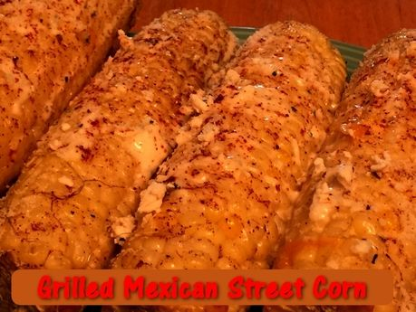 Grilled Mexican Street Corn  http://www.momspantrykitchen.com/grilled-mexican-street-corn.html