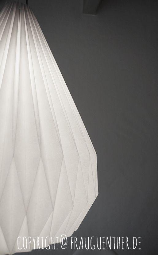 Diy Origami Papierlampe 4 Origami Lampe Falten Origami Paper Lamp