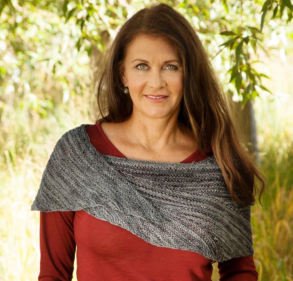 Looking for your next project? You're going to love 5-Triangle Shawl by designer Craftsy Pattern Collections.