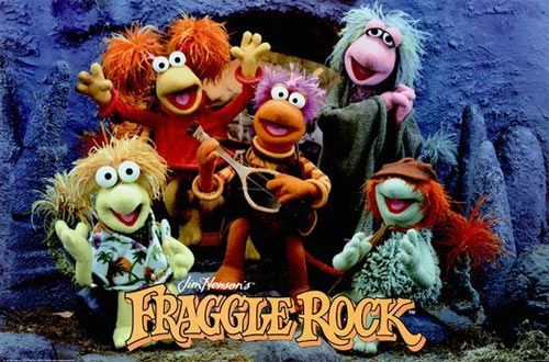 Fraggle Rock - LOVED this show as a kid (still do!)