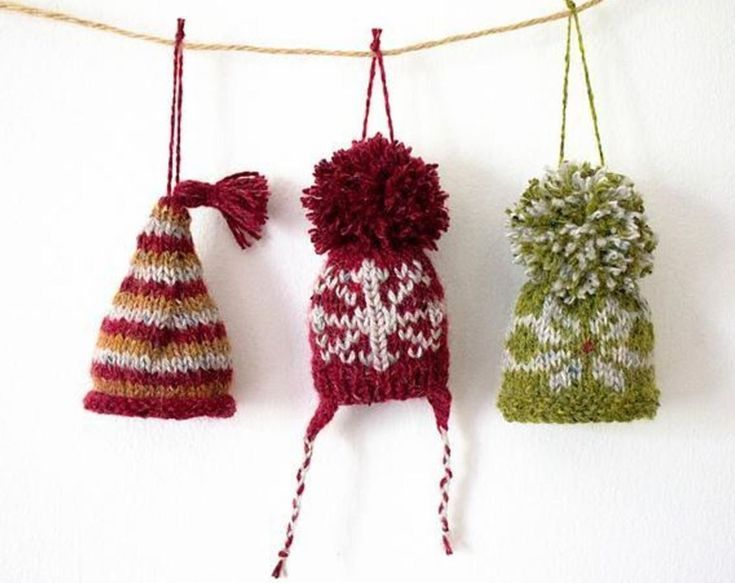 Free and Quick Christmas Knitting Patterns for 2018 Hat ...