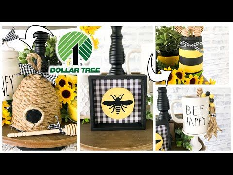 5 BUZZ WORTHY DIYs � | EASY DOLLAR TREE DIYs