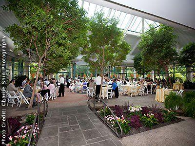 Atrium at meadowlark botanical gardens wedding locations - The atrium at meadowlark botanical gardens ...