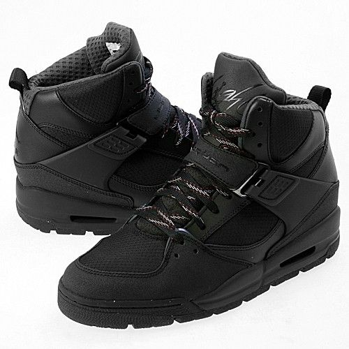 03392aedc9791 Nike - Air Jordan Flight 45 TRK Black City Grey