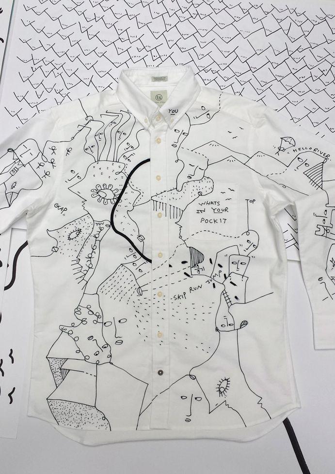 Artist Feature: Shantell Martin   Taylor Stitch