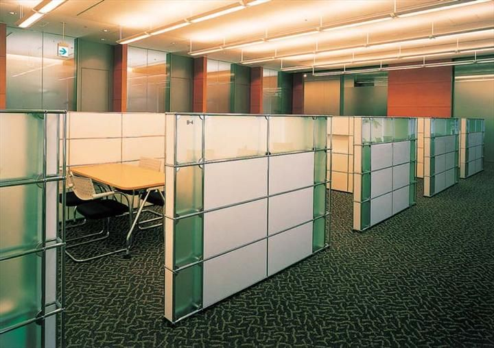 Interior office cubicles Office Design Pinterest Office