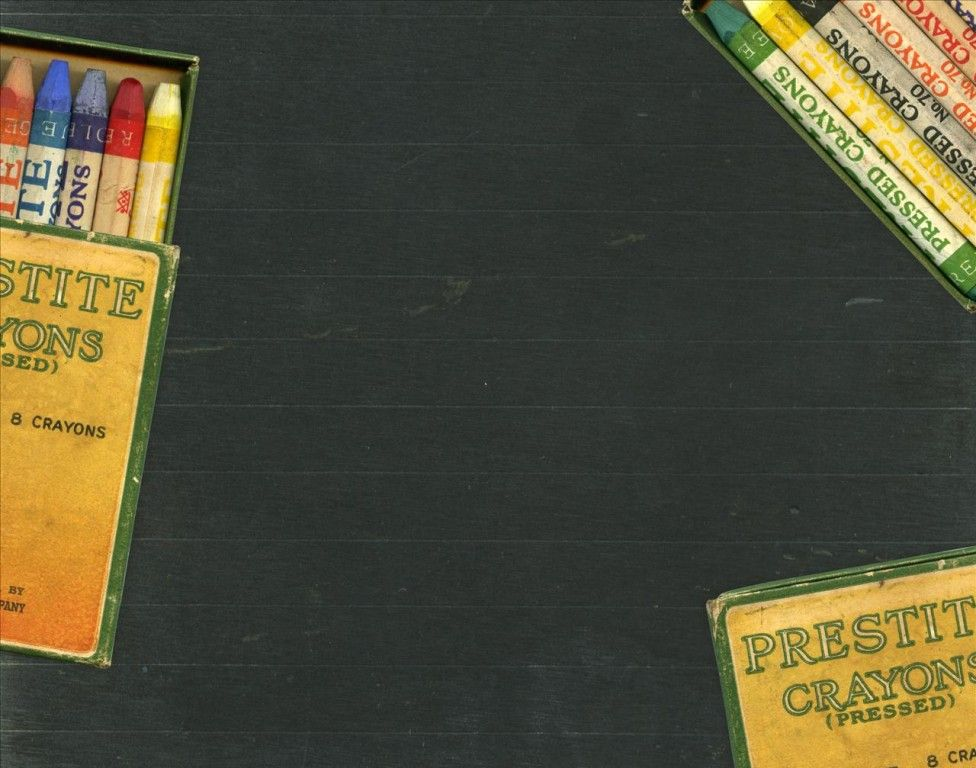 Crayons Board School Education Backgrounds Http Www
