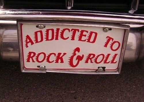 Vintage Aesthetic Rock And Roll Retro Aesthetic Red Aesthetic