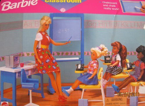 Bubblebone Com Barbie Doll Accessories Classroom Plays Barbie Accessories