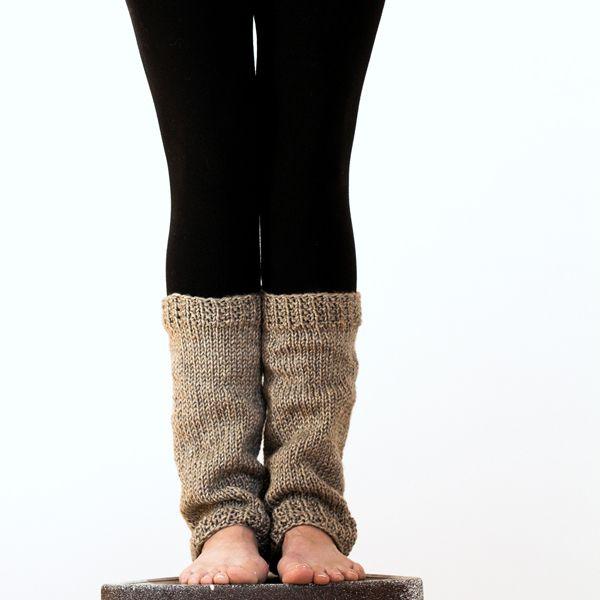 Super Easy Cozy Leg Warmer Knitting Pattern Perceptiveness By