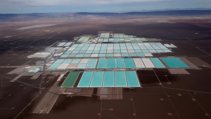 Chile lithium miner SQM dealt blow by environmental court ruling
