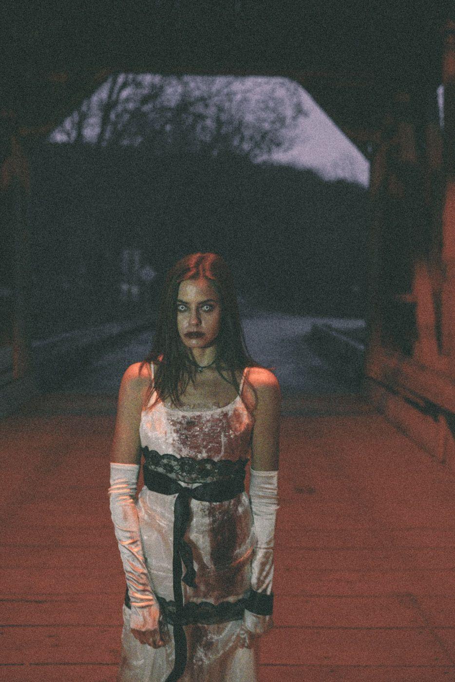 Megan Fox Jennifer S Body Diy Halloween Costume Fox Halloween Costume Fox Halloween Haloween Costumes [ 1400 x 934 Pixel ]
