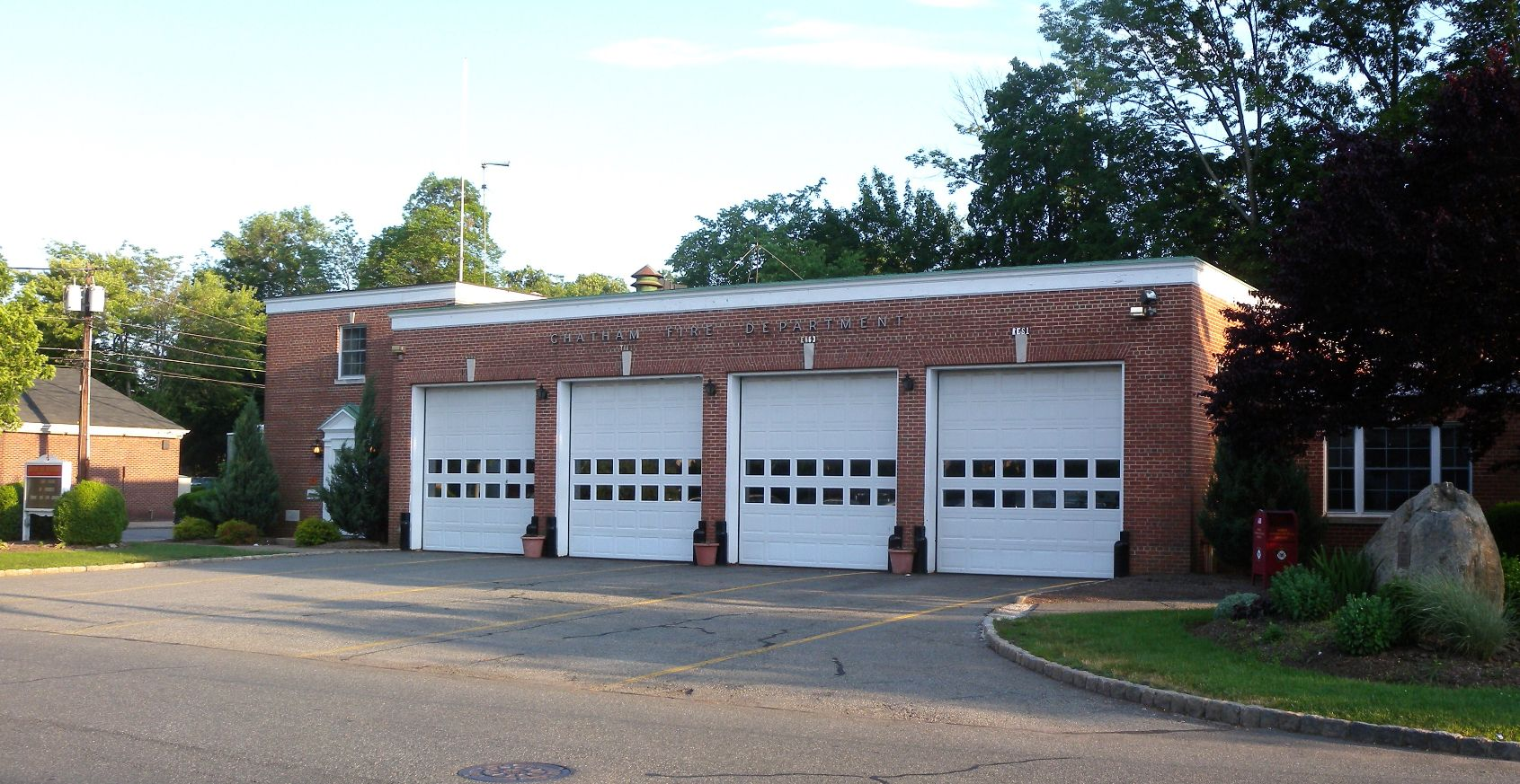 Chatham Fire Department. Source