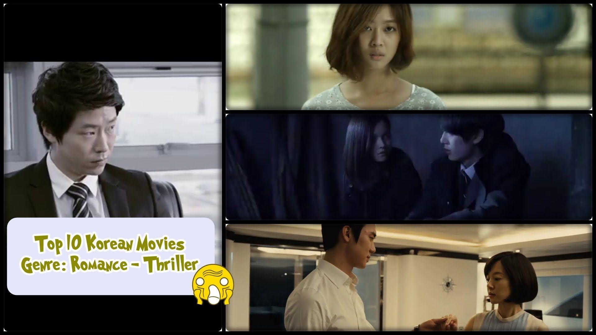Top 10 Korean Romance Thriller Movies