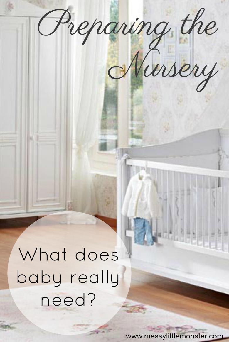 Preparing The Baby S Nursery Nursery Baby Nursery Parenting Inspiration