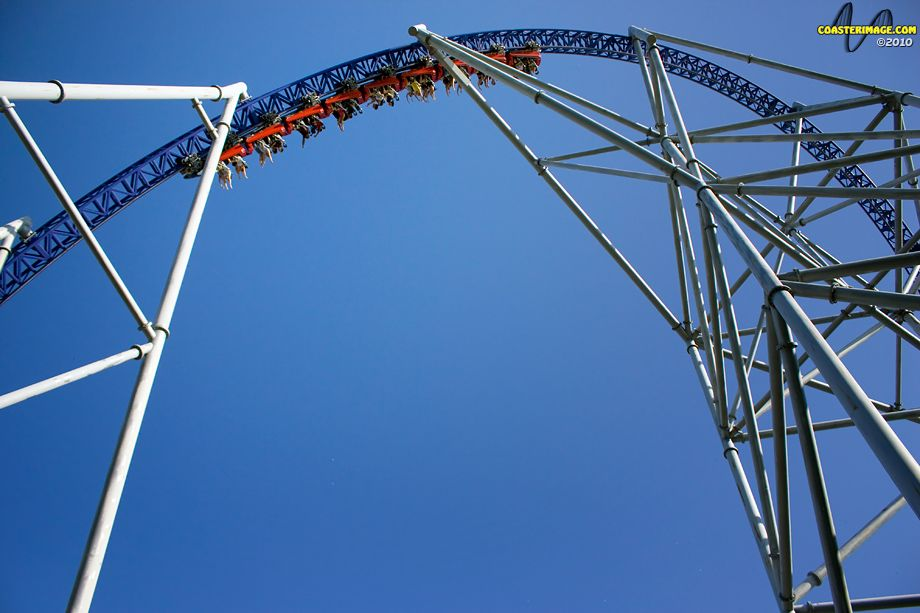 Millennium Force Cedar Point, Ohio Roller coaster